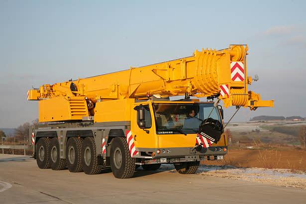 Автокран 160 тонн Liebherr LTM 1160-5.1 в аренду
